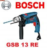 Ударная дрель Bosch GSB 13 RE Professional (0601217100)